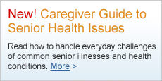 Caregiver Guide to Senior Health Issues