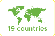 19 Countries