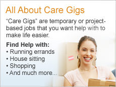 Care gigs