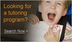 Looking for Tutoring Programs
