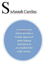 SuAnnah Care Inc