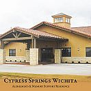 Cypress Springs of Wichita Alzheimers and Memory Support Residence