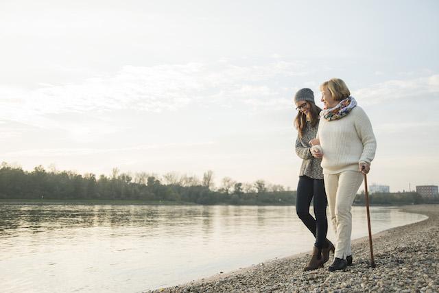 Save money hiring a senior caregiver privately
