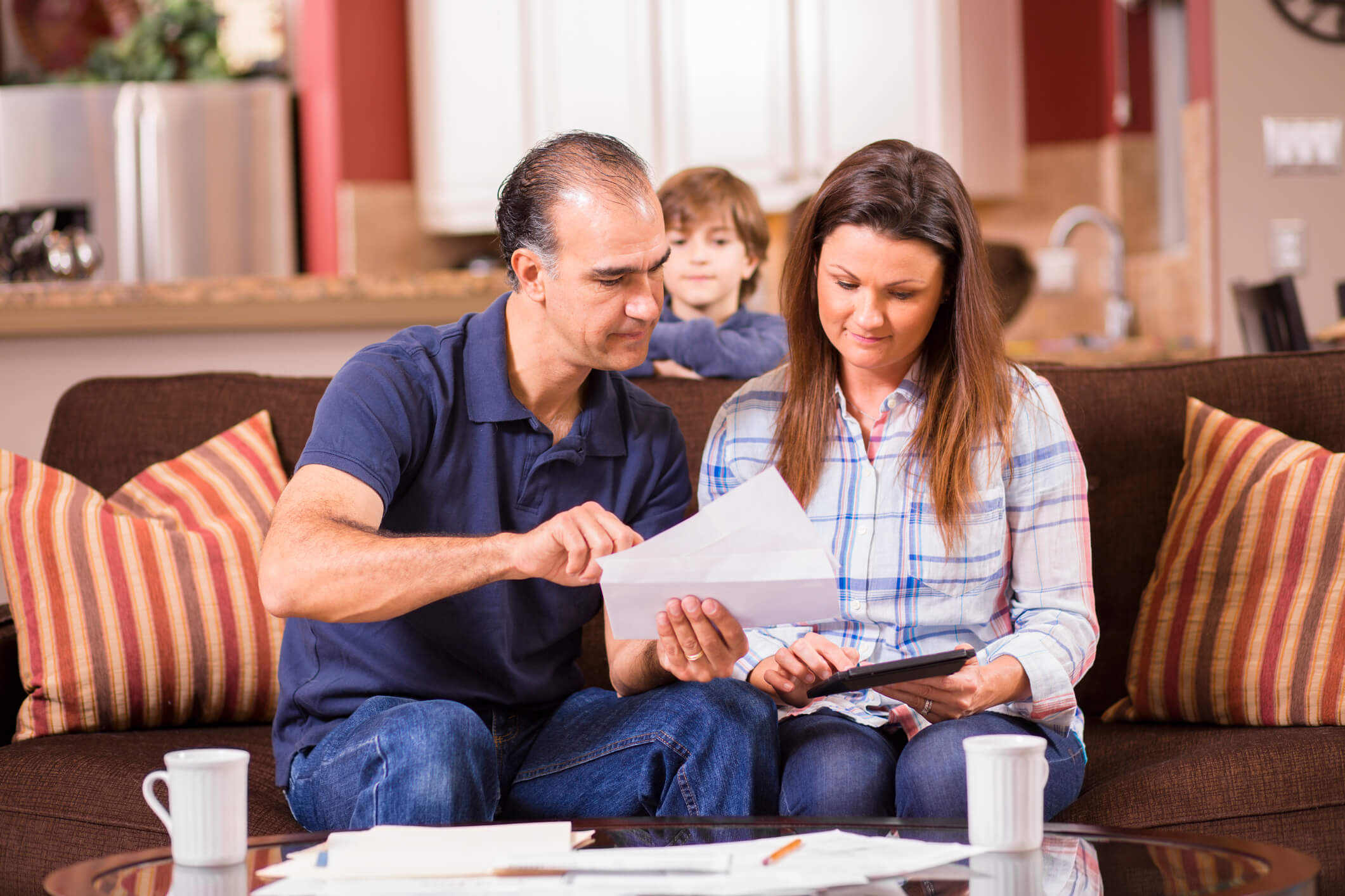 Paying your nanny legally comes with tax benefits