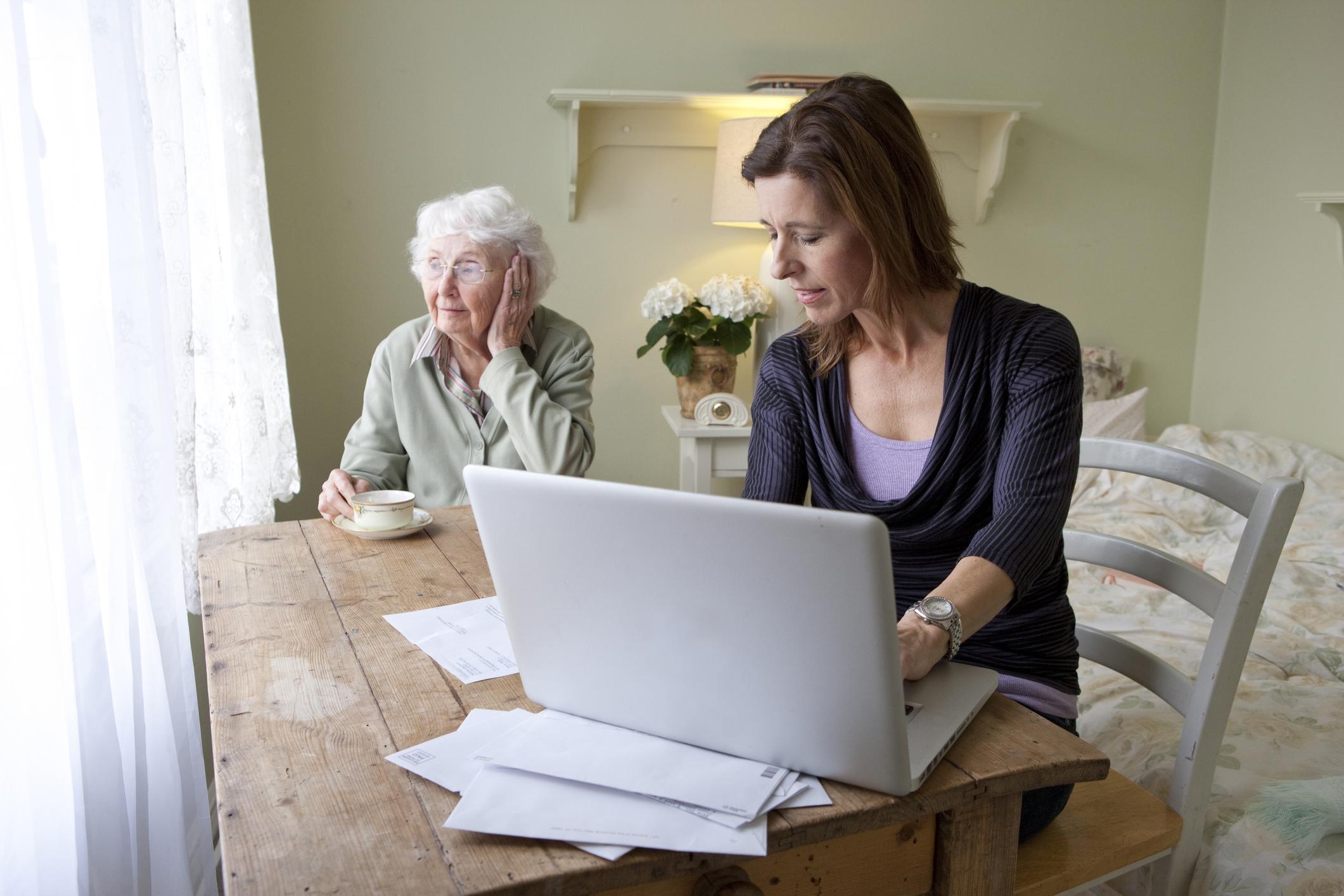 Medical care expense deduction for long-term senior care ...