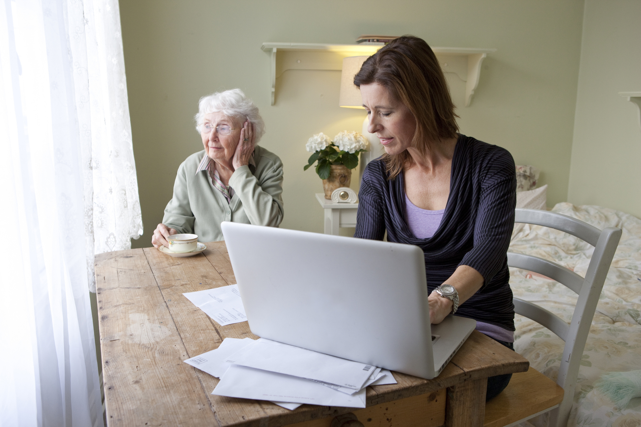 The medical care expense deduction is a senior care tax break