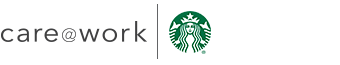 care at work starbucks logo