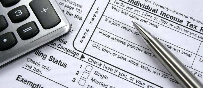 nanny tax paper and calculator