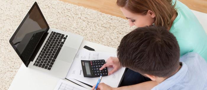 parents doing taxes