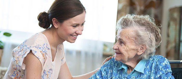 Senior caregivers often work overnight or around-the-clock shifts