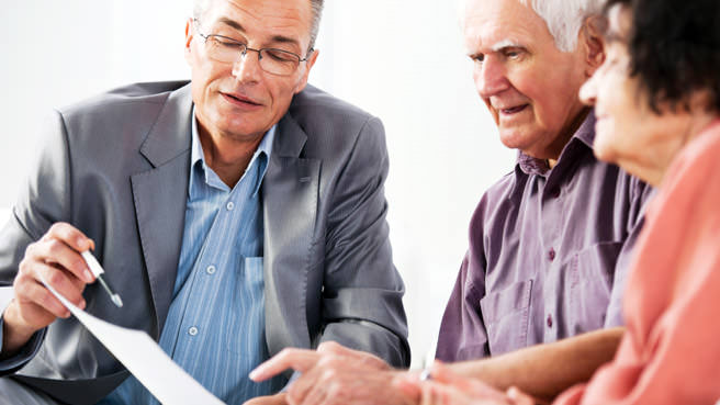Learn about the tax breaks families can use for senior care
